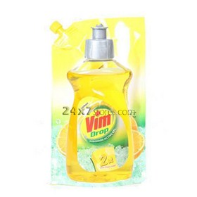 Vim  Dishwash Active Gel Lemon  150 ml
