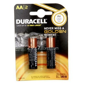 Duracell  AA Batteries  2 nos