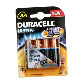 Duracell  Ultra with Power Check - ...  4 nos