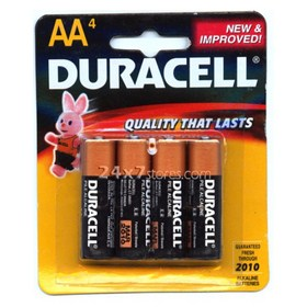 Duracell  Alkaline Battery  9 V