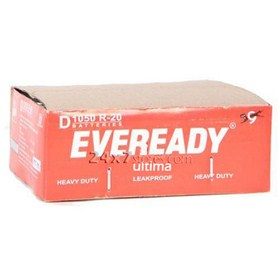 Eveready  Ultima Batteries  20 nos