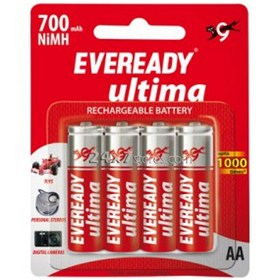 Eveready  Ultima Rechargeable Batte...  4 nos