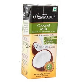 Dabur Hommade Cocount Milk 200 ml