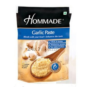 Dabur Hommade Garlic Paste 200 gm