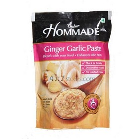 Dabur  Hommade Ginger Garlic Pas...  200 gm