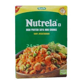 Nutrela Soya Mini Chunk 200 gm