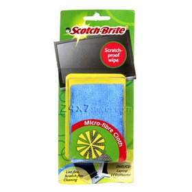 Scotch Brite  Scratch Proof Wipe - Micr...  1 nos