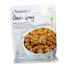 Parampara Chhole Gravy - Ready to C... 80 gm