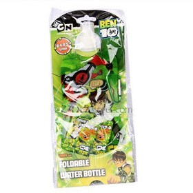 Cartoon Network  Ben 10 Foldable Water Bot...  1 nos