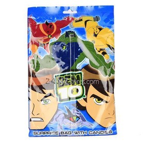 Cartoon Network  Ben 10 Surprise Bag with ...  1 nos