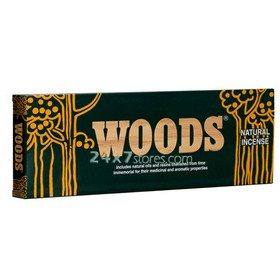 Woods  Natural Incense  45 nos