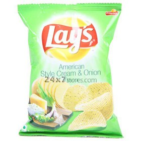 Lays American Style Cream & On... 26 gm