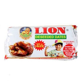 Lion Delicious Dates 200 gm