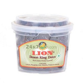 Lion Deseeded Dates 500 gm
