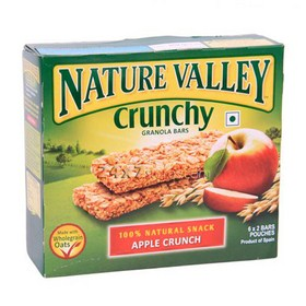 Nature Valley Chewy Garnola Bars Apple... 12 nos