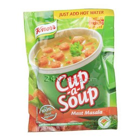 Knorr Cup-a-Soup - Mast Masala 16.5 gm