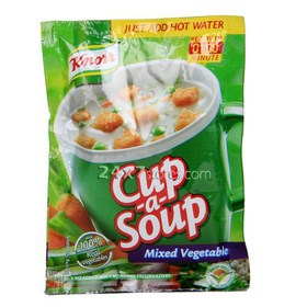 Knorr Cup-a-Soup - Mixed Vegeta... 18 gm