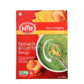 MTR Tasty Delights Spinach & ... 250 gm