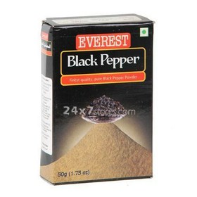 Everest Black Pepper Powder 50 gm