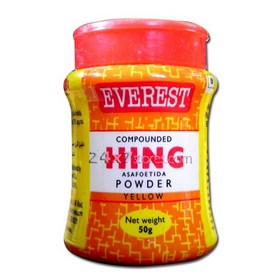 Everest Hing Powder (Asafoetida) 50 gm
