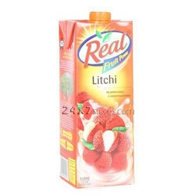 Real  Litchi Fruit Power  1 lt