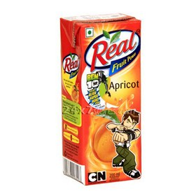 Real  Fruit Power - Apricot Bev...  200 ml