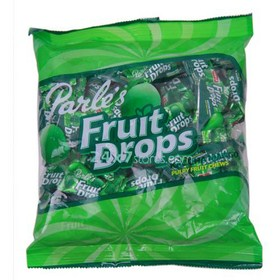 Parle Fruit Drops Pulpy Fruit C... 190 gm