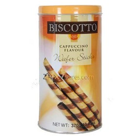 Biscotto Chocolate Flavour Wafer S... 370 gm