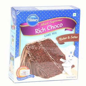Pillsbury  Rich choco cake mix  300 gm