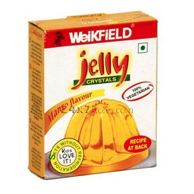 Weikfield  Jelly Crystals Orange Fla...  90 gm