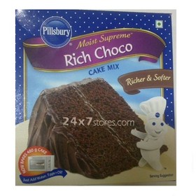 Pillsbury  Moist Supreme Rich Choco 175 gm