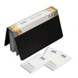 Business Cards Holder - 240Cards Delivery 6 work days