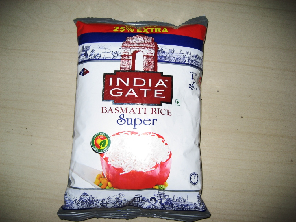 India Gate Basmati Rice - Super 1kg