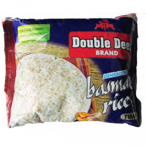 Double Deer Dehrduni Basmati Rice 1Kg