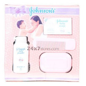 Johnson & Johnson  Baby Gift Box